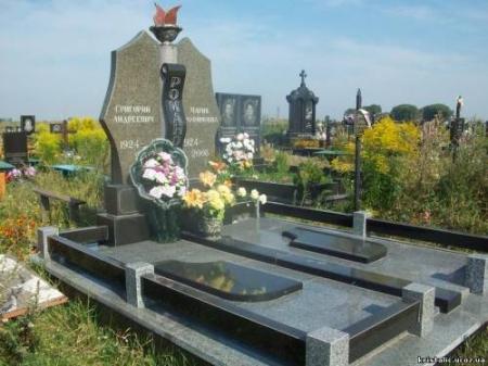 Надгробные памятники Одесса