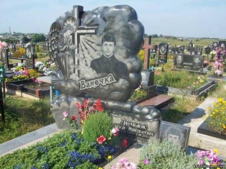 Надгробные памятники Севастополь