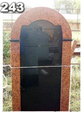 Памятники из гранита Сарны