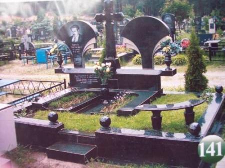 Памятники из гранита Луганск
