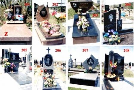 Памятники из гранита Стахановка