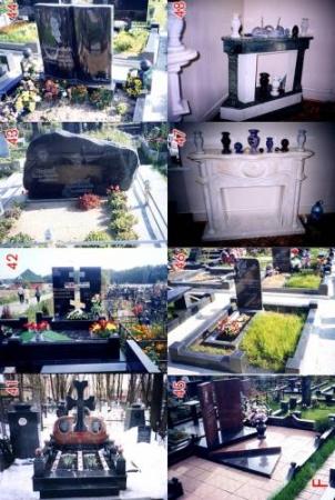 Памятники из гранита Макеевка