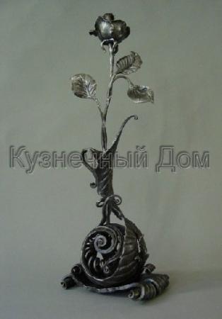Цветы кованные_6
