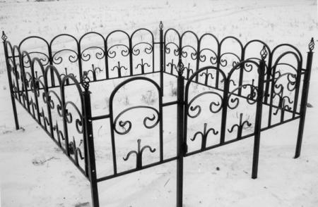 ограды на могилу Киев