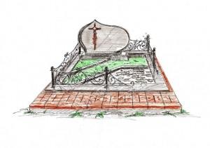 Гранитные памятники Золотоноша