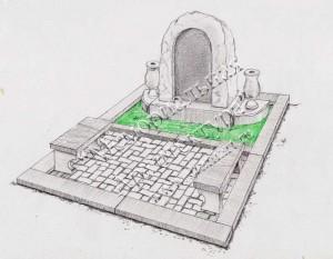 Гранитные памятники никополь