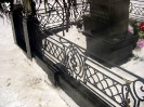 Ограды могильные