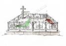 Гранитные памятники Знаменка